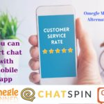 Omegle Mobile Alternative: Chatspin Random Chat App