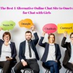Alternative Online Chat Site to Ometv for Chat with Girls